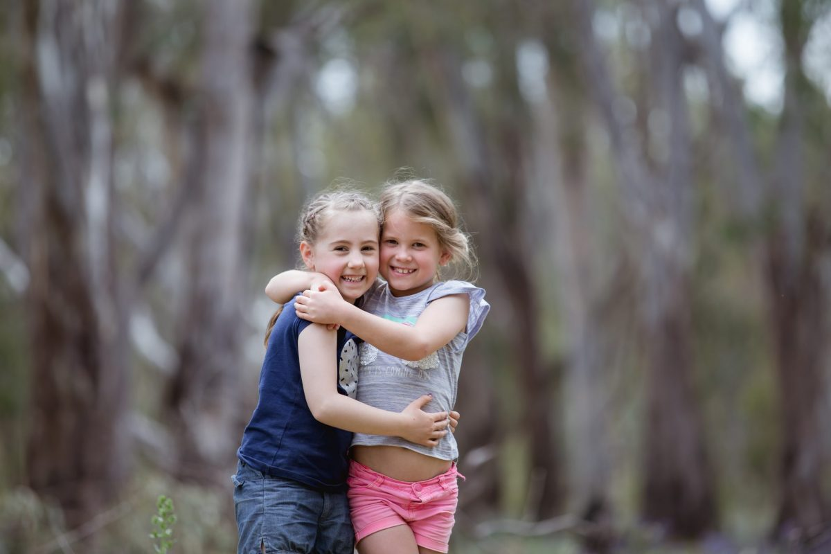 Pip & Dee – Little BFF Session | Melbourne Childrens Photographer